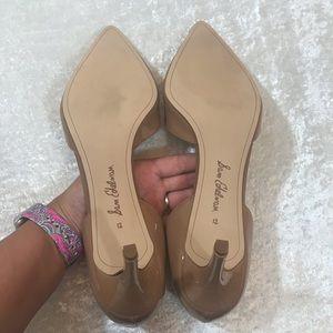 Sam Edelman Shoes - NWOT Sam Edelman Tesla Leather d'Orsay Pump Tan